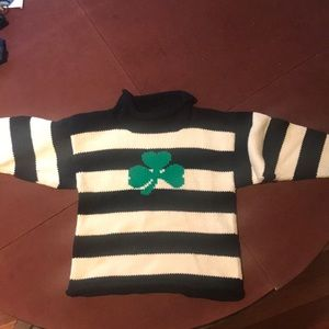 Clover sweater size 6